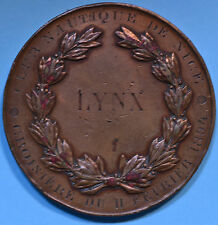 FRANCE MEDAILLE CLUB NAUTIQUE DE NICE 1894
