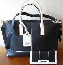 LYDC Designer Shoulder Bag with Matching LYDC Purse with Gift Box