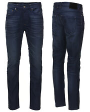 Tailored & Originals Blyth Stretch Jeans, darkwashed, Herren
