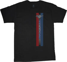 Ford Mustang stripe t-shirt for men mustang pony tee shirt ford mustang pony