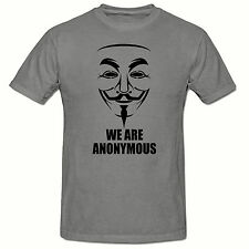ANONYMOUS T SHIRT, FUNNY NOVELTY MENS T SHIRT,SM-2XL