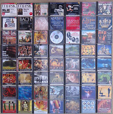 BBC CLASSICAL MUSIC MAGAZINE CD`S VOLUMES 1 TO 9