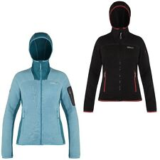 Regatta Willowbrook II Damen Strick Fleecejacke Strickjacke mit Fleecefutter