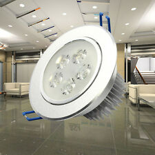 5W LED Da incasso Ceiling Downlight Spotlight Lamp Bulb Luce No Sicuro UV