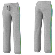 Adidas Performance Ess 3 Stripes Womens Knit Pants Tracksuit Bottoms G80835 R8G