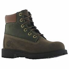 Timberland 6Inch Premium Brown Youths Boots