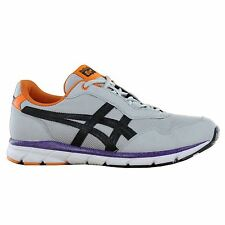 Onitsuka Tiger Harandia Grey Black Mens Trainers