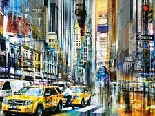 Poster oder Leinwandbild NYC NYC - Skyline Collage 301-00459-3