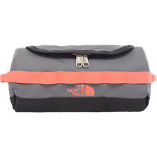 North Face Base Camp Travel Canister Unisex Bag Toiletry - Zinc Grey Tropical