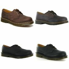 Dr.Martens 1461 Crazy Horse Leather Unisex Mens Womens Ladies Shoes