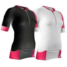 Compressport TR3 AeroShirt Women Triathlon T-Shirt Damen ON/OFF Fasern
