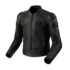 revit Akira Air Vintage Leder Motorradjacke perforiert modisch CE-Level 2 Sommer