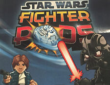 Star Wars Fighter Pods Mini Figures & Sets Toy Hasbro