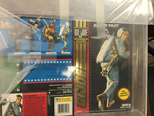 1994 Action Pilot Box Set AFA-90  GIJOE COBRA MIP MOC SEALED Complete /bxs