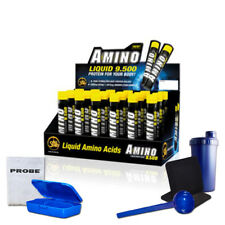 (6,64 Eur/100ml) All Stars Amino liquid 9.500 18 Ampullen x 25ml BCAA + Bonus