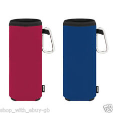 Collapsible BOTTLE Cooler - Insulated KOOZIE Keep Cool Holder - 500ml Bottle
