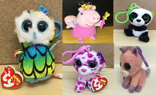 Keyring Keychain Soft Toys & Beanies TY & Other