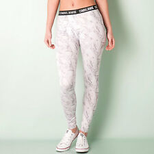 Womens Criminal Damage Marble Leggings In Grey From Get The Label