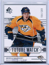 14/15 SP AUTHENTIC HCKY FUTURE WATCH ROOKIE RC CARDS (#201-260) U-Pick From List