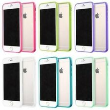 OPACO PC con TPU SILICONE PARAURTI RIM CUSTODIA COVER per iPhone 6 6s+ PLUS 5.5