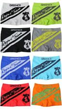 Pack Of 6 Kids Boys Microfibre Boxer Shorts Size 98 - 158