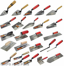 New Pointing Brick Bucket Gauging Plastering Midget Cement Float Margin Trowel