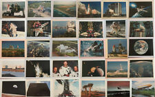 Kennedy Space Center NASA New Unused Oversized Postcards 12x17cm
