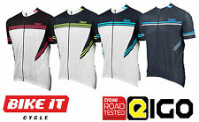 2016 EIGO DIAMOND MENS CYCLING JERSEY SHORT SLEEVE SUMMER BREATHABLE MTB BIKE