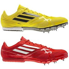 adidas Performance Adizero MD 2 Middle Distance Running Track Spikes Shoes