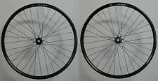 "DT Swiss 350 15mm 12x142mm Mavic EN323 Disc set ruote MTB 27,5"" nero 6 fori"