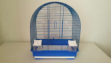 Bird Cage Finches Parrot Canaries Budgies perfect with Feeder and Seat Bird