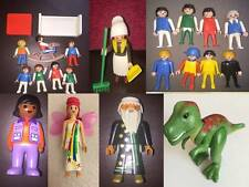 Playmobil Geobra & Other Figures and Toy Parts
