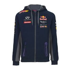 Red Bull F1 Racing Teamlinie Zip Hoody Jacke Herren