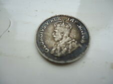 George V South Africa 1927 6 Pence