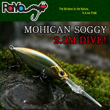 PAYO POISSON NAGEUR MOHICAN SOGGY (Crankbait)