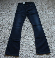 NEU Nudie Jeans Funky Frank  (super tight bootcut,) Blue Black different sizes