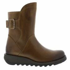 Fly London Sien 571 Rug Camel Womens Boots
