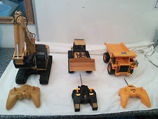 Remote Control RC Construction Vehicles