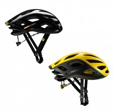 MAVIC CXR Ultimate Aero Casco de bicicleta carreras Negro o Black yellow S - L