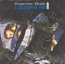 "Depeche Mode - A Question Of Time (Remix) (7"", Sin Vinyl Schallplatte - 8056"
