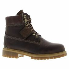 Timberland Heritage Classic 6 Inch Premium  Brown Mens Boots