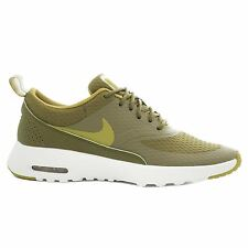 Nike Air Max Thea TXT Olive Womens Trainers