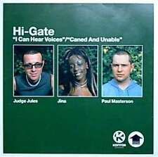 "Hi-Gate - I Can Hear Voices / Caned And Unable ( 12"" Vinyl Schallplatte - 105966"