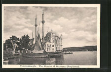 tolle AK Constantinople, Mosque of Ortakeuy