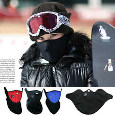Winter Outdoor Riding Sports Face Mask Surface Warm Windproof Dustproof Cover