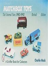 Matchbox Toys: The Universal Years 1982-92 By  Charlie Mack