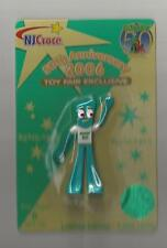 Gumbitty Gumby 50th Anniversary Bendable Figure TOY FAIR EDITION from 2006