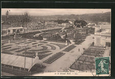 AK Lyon, Exposition Internationale 1914, Jardins de l´Horticulture et le Grand
