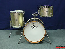 """Gretsch Catalina Club Limited Jazz Kit in """"Gold Foil Wrap""""  -  18,12,14"""""""