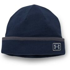Under Armour Coldgear Infrared Cuff Sideline Mens Headwear Beanie Hat - Academy